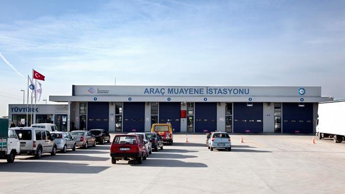 TÜVTÜRK İstanbul Araç Muayene İstasyonları